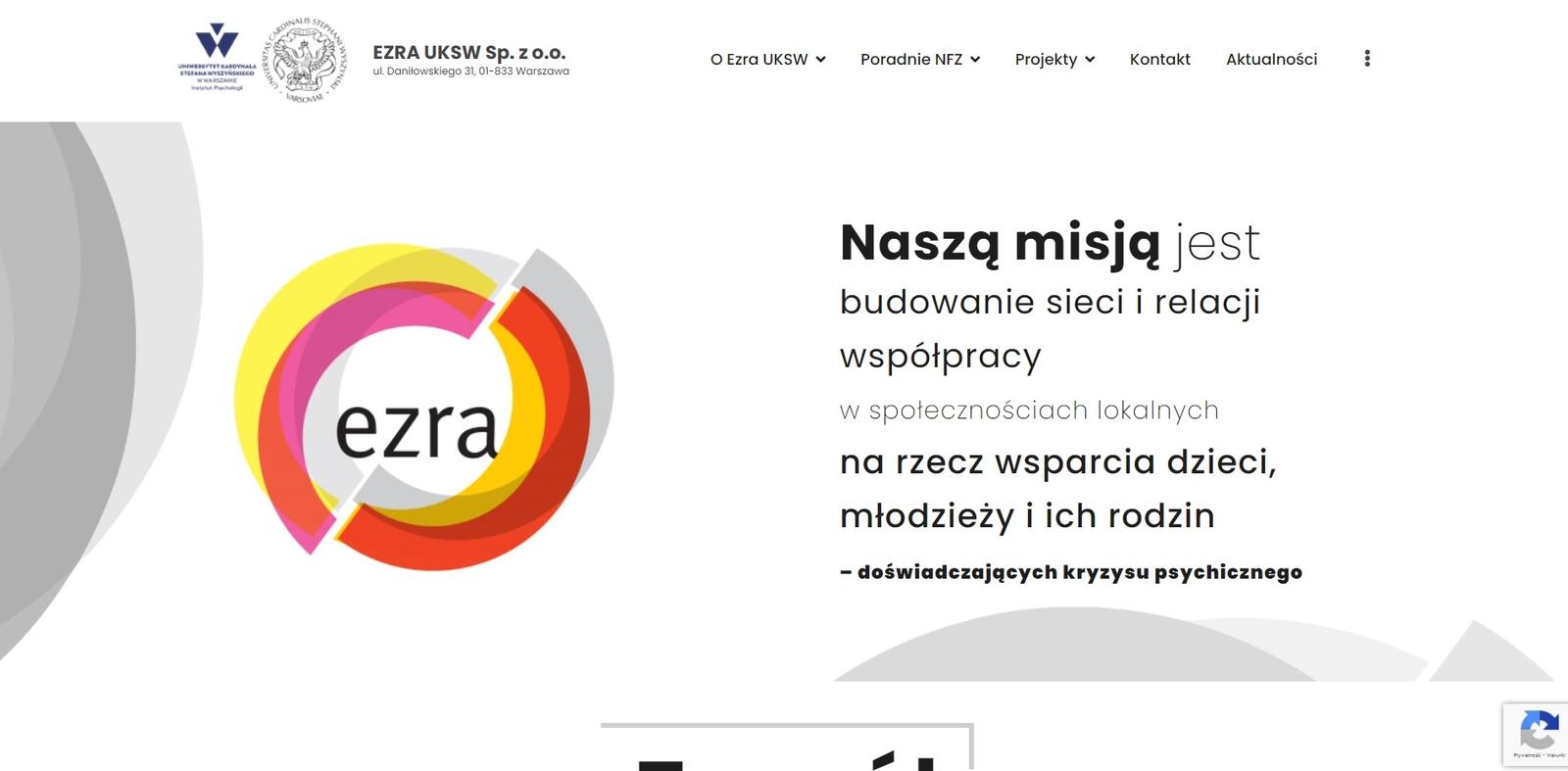 Strony www Ryki